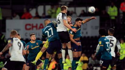Watch The Full 90 Minutes As Derby County Faced Hull City At Pride Park