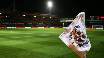 Reminder: Luton Town Tickets Sold Out