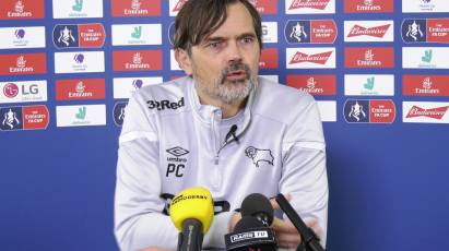 Cocu Addresses Media Ahead Of FA Cup Trip To Northampton