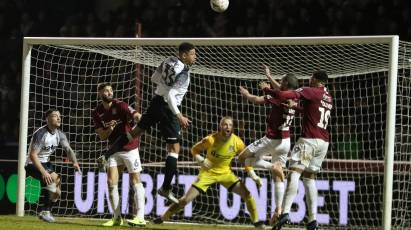 Rams Held To Goalless Draw Against Northampton To Force FA Cup Replay
