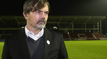 Cocu Frustrated After Northampton Draw