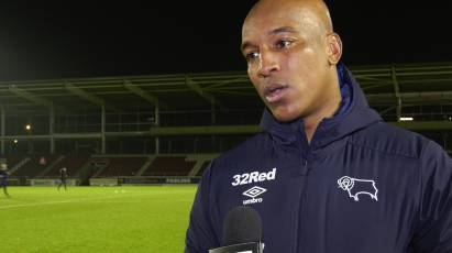 Wisdom Reacts To FA Cup Draw Against Northampton
