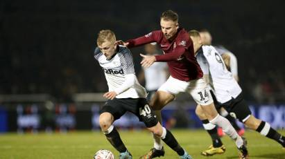 Watch Derby's FA Cup Fourth Round Clash With Northampton In Full