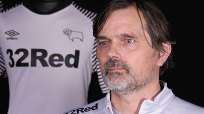 Cocu Looking To Combine Performance And Result For Three Points At Pride Park