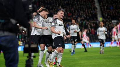 Watch The Full 90 Minutes As Derby County Faced Stoke City
