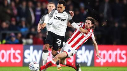 Holmes Praises Derby Performance After Stoke Rout