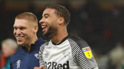 MATCHDAY MOMENTS: Derby County 4-0 Stoke City