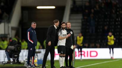 Shinnie Delighted To Return From Injury In Stoke Victory