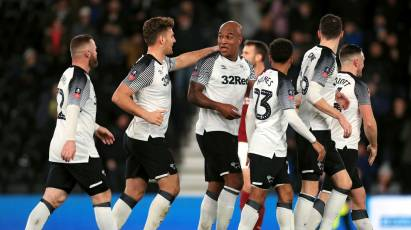 IN PICTURES: Derby County 4-2 Northampton Town