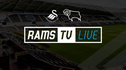 Swansea City Vs Derby County Available To Watch Outside Of The UK On RamsTV