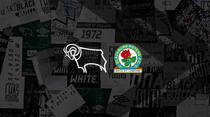 Secure Your Seat For Derby's Next Championship Home Game Against Blackburn