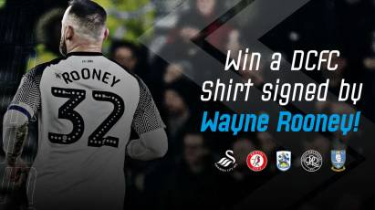 Want To Win A Signed Wayne Rooney Shirt?
