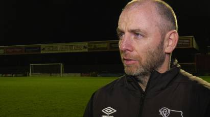 """Lyons: """"We Are Absolutely Delighted With The Performance Tonight"""""""