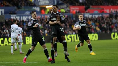 IN PICTURES: Swansea City 2-3 Derby County