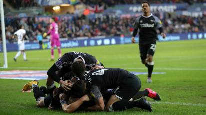 HIGHLIGHTS: Swansea City 2-3 Derby County