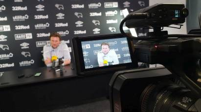 Scheepers Faces The Press Ahead Of Bristol City Test