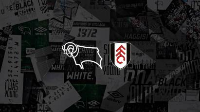 Enjoy 'Friday Night Football' Under The Floodlights As Derby Take On Fulham