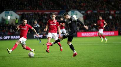IN PICTURES: Bristol City 3-2 Derby County
