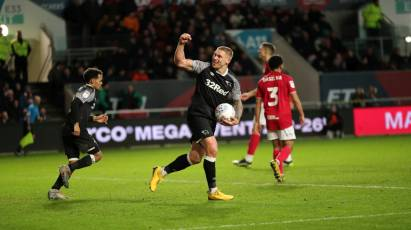Rams Fall To 3-2 Defeat At Bristol City