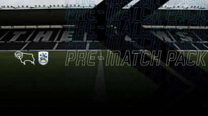 Everything You Need To Know About Derby's Home Game Against Huddersfield