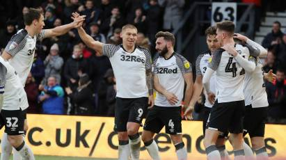Watch The Full 90 Minutes As Derby County Hosted Huddersfield Town