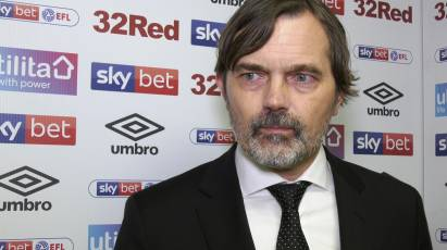 Cocu Offers Reflection Following Huddersfield Draw