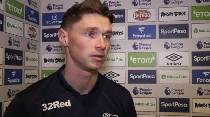 "Evans: ""I'm Delighted To Be Back"""