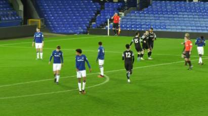 U23 Highlights: Everton 2-1 Derby County