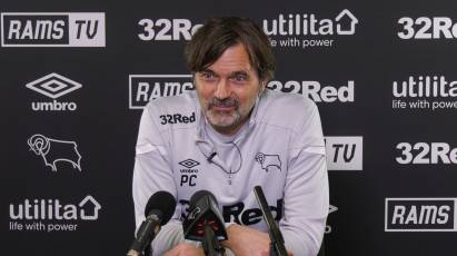 Cocu Speaks To The Media Ahead Of Fulham Test