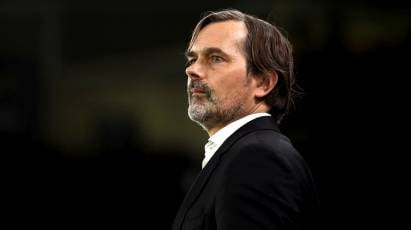 "Cocu: ""We Deserved To Win With The Opportunities We Created"""