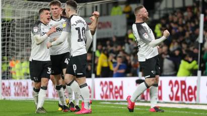 HIGHLIGHTS: Derby County 1-1 Fulham