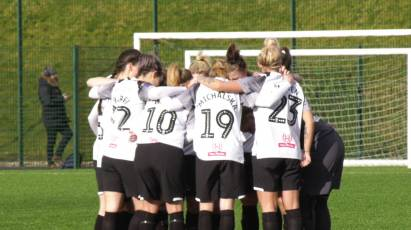 LADIES HIGHLIGHTS: Derby County 7-0 Middlesbrough