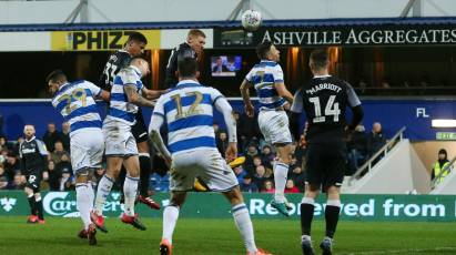 Rams Fall To 2-1 Defeat At QPR
