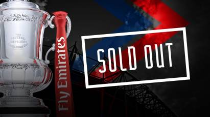 Rams Confirm Sell-Out For Manchester United FA Cup Clash