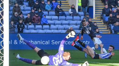 Relive Derby's Trip To Hillsborough To Face Sheffield Wednesday In Full