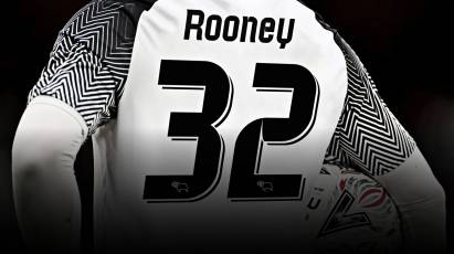 Derby County To Don Unique Shirt For FA Cup Clash Against Manchester United