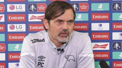 Phillip Cocu Addresses The Press Ahead Of Manchester United FA Cup Fixture