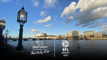 Derby County Community Trust Recognised In The Houses Of Parliament