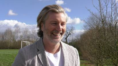 Former Ram Robbie Savage Looks Ahead To Manchester United FA Cup Fixture