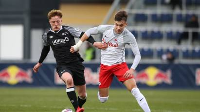 U19s Hold Their Heads High As They Bow Out Of UEFA Youth League