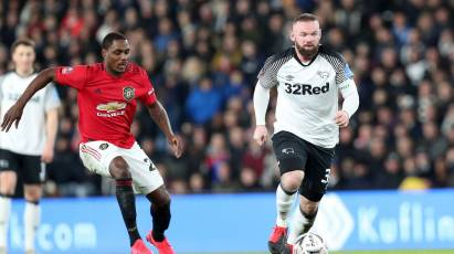 Rams Exit FA Cup At Fifth Round In 3-0 Defeat To Manchester United