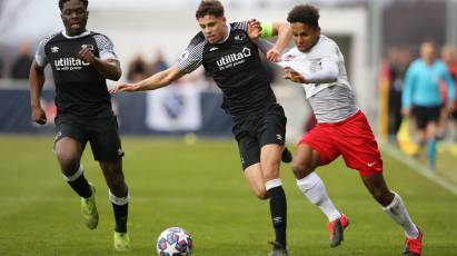 Watch The Full 90 Minutes As Derby County U19s Took On FC Salzburg