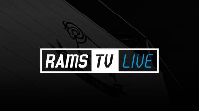 Derby County Vs Blackburn Rovers Available To Watch LIVE In The UK + Worldwide On RamsTV