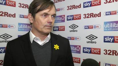 Cocu Pleased With Derby's Convincing Win Over Blackburn Rovers
