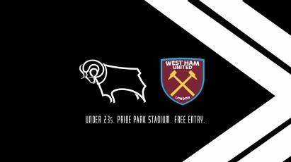 Watch Derby's U23s In Action At Pride Park For FREE In The Premier League International Cup