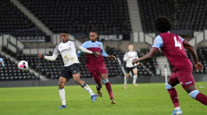 Watch U23s' Premier League International Cup Quarter-Final Clash With Hammers In Full