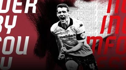 32Red Matchday Relived: Get Your Derby County Football Fix From Saturday At 3pm!