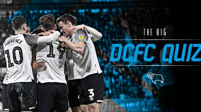 DCFC Quiz: Derby County General Knowledge 3