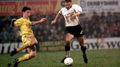 RamsTV Relived: Phil Gee's Derby County Story - From Non-League Striker To Promotion Winner