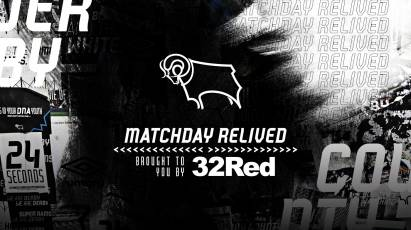 32Red Matchday Relived: The 2006/07 Play-Off Final Against West Bromwich Albion + Derby's Stunning Win At Manchester United In 1997 The Next Games
